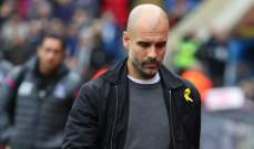 غوارديولا : لا استبعد فكرة الاتجاه لتدريب المنتخبات