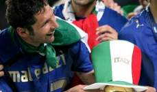 ماتيراتزي : اتوقع نجاح كونتي في مهمته مع انتر ميلان