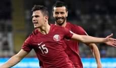 قطر تعبر العراق في طريقها إلى ربع نهائي كأس آسيا