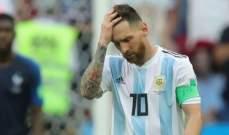 تاليافيكو: المنتخب الأرجنتيني لا يعرف كيف يستفيد من وجود ميسي