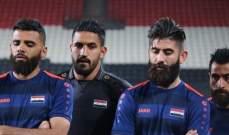 منتخب سوريا ينهي استعداداته للقاء نظيره الإماراتي