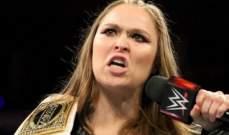 ذا صن: روندا راوسي قد ترحل عن المصارعة