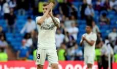 ريال مدريد يجدد عقد كروس حتى عام 2023