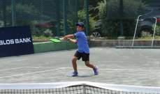 نتائج اليوم السادس من دورة ال ATCL المفتوحة لكرة المضرب