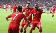 معاملة سيئة تلقاها لاعبو المنتخب التركي في مطار أيسلندا