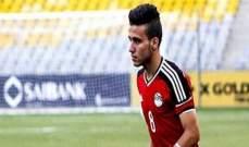 مصطفى فتحي: لن ألعب في مصر إلا للزمالك