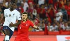 بوغبا:لم نقدم الاداء المنتظر امام تركيا