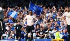خسارة مُذلّة لمانشستر يونايتد أمام إيفرتون تُبدّد آماله بالتأهل لدوري الأبطال