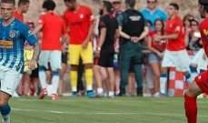 تريبير وفيليكس يتعرضان للاصابة في اولى مبارياتهما مع اتلتيكو