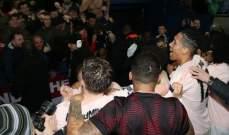 سمولينغ: عمّت الاحتفالات في غرفة ملابس اليونايتد بعد الفوز