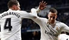 ريال مدريد يقلب الطاولة على غيرونا بفضل راموس في كاس الملك