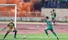 الأنصار يفوز على النجمة ويصل الى نصف نهائي كأس لبنان