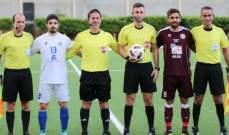 الدوري اللبناني: فوز باهت للنجمة على الراسينغ يضمن بقاؤه في الصدارة