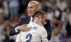 كارفخال: أعيش أسوأ فترة مع ريال مدريد وأرغب بالإعتزال هنا
