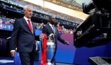 راش يتحدث عن لحظة تسليمه كأس دوري الابطال للاعبي ليفربول