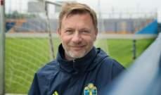 مدرب السويد: مباراتنا امام اميركا ستكون مختلفة