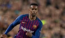سيميدو يرغب بالرحيل عن صفوف برشلونة