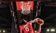 NBA: هيوستن يتفوق على يوتا ويتأهل الى نصف النهائي الغربي