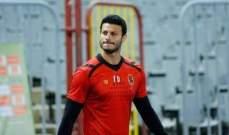 الأهلي يستعيد الحارس محمد الشناوي قبل القمّة أمام الزمالك