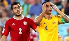 خاص- مدافع منتخب لبنان قاسم الزّين: يجب أن نتعلّم من الأخطاء قبل بطولة آسيا