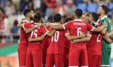 تشكيلة منتخب لبنان لمواجهة كوريا الشمالية