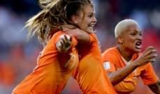 فونكوفا: هولندا فشلت في تقديم مستوى يليق بها امام اليابان
