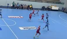 شابات لبنان تقهرن الهند واليابان تكتسح اوزبكستان في افتتاحية بطولة اسيا لكرة اليد