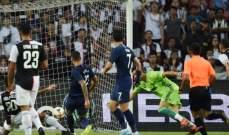 الكأس الدولية للأبطال: فوز قاتل لتوتنهام على يوفنتوس