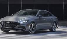 النموذج الجديد من سيارة هيونداي سوناتا