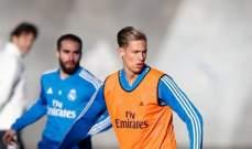 ريال مدريد يستعيد نجميه قبل لقاء جيرونا
