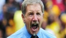 باكستر: اردنا تحقيق الفوز على المغرب ولكن ...