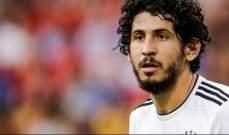 الإصابة لن تحرم حجازي من المشاركة مع مصر في كأس أفريقيا