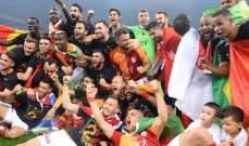 غلطة سراي بطل الدوري التركي للمرّة الـ22 في تاريخه