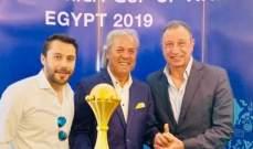 احمد حسن يذكر الجميع بالقاب مصر الافريقية