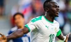 ماني: اريد الفوز مع بلدي بكأس الأمم الإفريقية