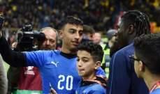 الإتحاد الإيطالي لكرة القدم يُكرّم الشاب المصري رامي شحاتة