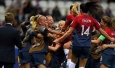 مونديال السيدات : فوز مستحق للنرويج على نيجيريا