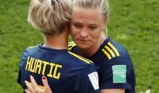 مونديال السيدات: السويد تقلب الطاولة على المانيا وتتأهل الى نصف النهائي