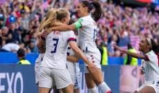 مونديال السيدات: اميركا تعبر الى ربع النهائي بفوزٍ صعبٍ على اسبانيا