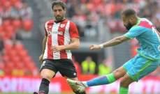 الدوري الاسباني: بلباو يتخطى فاليكانو بصعوبة