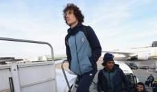 لاعبو تشيلسي في الطريق إلى السويد