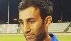 حسين طحان يغيب عن الراسينغ ثلاثة أسابيع