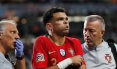 بيبي مهدّد بالغياب عن نهائي دوري الأمم الأوروبية