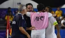 ماذا قال مدرب منتخب لبنان بعد الخروج من بطولة آسيا للشاطئية؟