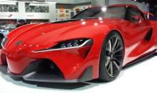 تويوتا تكشف عن السيارة الرياضية Supra