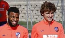 اتلتيكو مدريد: نملك عقداً مع نايكي وليس هناك اي تواصل مع بوما
