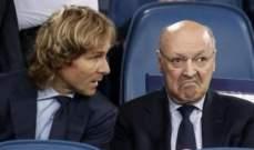 نيدفيد: أتوقع القليل من الأهداف أمام أتلتيكو مدريد من الطّرفين