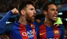 خبير كرة القدم الاسبانية: ميسي يلعب دورا أساسيا في استعادة نيمار