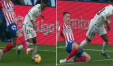 الحكم السابق أندوغار يعلق على قرارات حكم ريال مدريد واتلتيكو