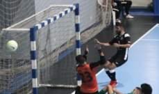 كأس لبنان لكرة الصالات: الامن العام يتخطى بلدية الغبيري وفوز جونية